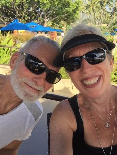 Randy and David hAWAII